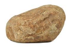 Pedra de Brown Imagens de Stock