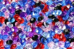 Pedra de Crystal Gem fotografia de stock royalty free
