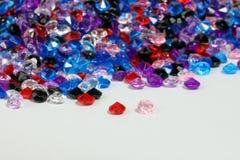 Pedra de Crystal Gem fotos de stock