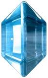 Pedra de gema ilustração royalty free