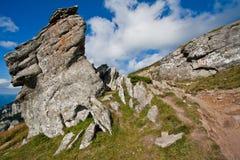 A pedra de grito Imagem de Stock Royalty Free
