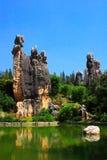 Pedra de Kunming Fotos de Stock