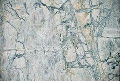 Pedra de mármore verde natural Fotografia de Stock