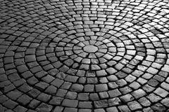 Pedra de pavimentação Foto de Stock Royalty Free
