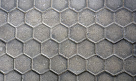 Pedra de pavimentação Fotografia de Stock Royalty Free