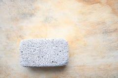Pedra de polimento Foto de Stock Royalty Free