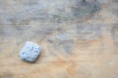 Pedra de polimento Fotografia de Stock Royalty Free