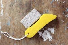 Pedra de polimento Imagem de Stock