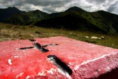 A pedra de remate Foto de Stock Royalty Free