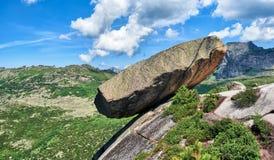 pedra de suspensão Fotografia de Stock Royalty Free