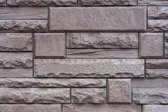 Pedra decorativa Fotos de Stock