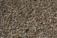 Pedra do cinza do rio da textura Fotos de Stock