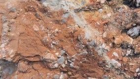 Pedra do conglomerado de Myslachowice Fotografia de Stock Royalty Free