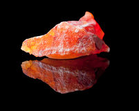 Pedra do jaspe Fotografia de Stock Royalty Free