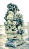 Pedra do leão Imagens de Stock