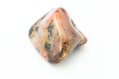 Pedra do nascimento de RHODONITE. Imagens de Stock Royalty Free