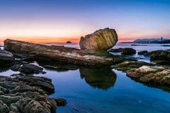 Pedra do punho Foto de Stock