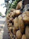 Pedra do seixo Fotografia de Stock