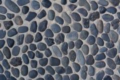 A pedra do seixo pavimenta 005 Imagens de Stock Royalty Free