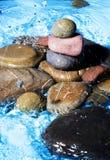 Pedra do zen Fotografia de Stock Royalty Free
