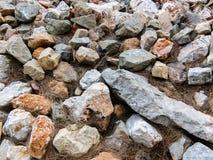 Pedra e rocha, foto de stock