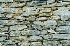 A pedra em uma parede Fotografia de Stock