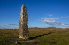 Pedra ereta Imagens de Stock