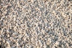 Pedra esmagada Foto de Stock
