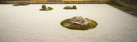 Pedra garden1 Imagens de Stock Royalty Free