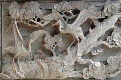Pedra gravada Imagens de Stock