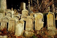 Pedra grave foto de stock