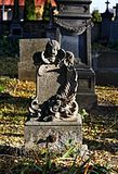 Pedra grave Imagem de Stock Royalty Free