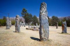 Pedra indígena fotos de stock royalty free