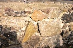 Pedra na casa Imagem de Stock Royalty Free