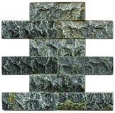Pedra natural sem emenda dos ladrilhos da textura da telha de mármore bege Fotos de Stock Royalty Free
