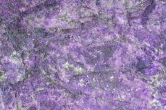 Pedra ou fundo e textura da rocha Imagens de Stock Royalty Free