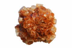 Pedra oxidada Imagem de Stock