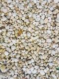 Pedra pequena, teste padrão da rocha Fotos de Stock