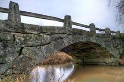 Pedra-ponte Fotos de Stock Royalty Free