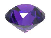 A pedra preciosa 3d rende Imagem de Stock Royalty Free