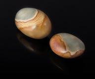 Pedra preciosa do sílex Imagem de Stock