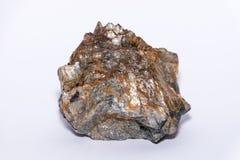 Pedra preciosa mineral da joia da gema de pedra preciosa de Muskovit Fotos de Stock Royalty Free
