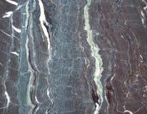 Pedra preta de mármore Fotos de Stock Royalty Free