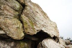 Pedra principal do dragão imagem de stock