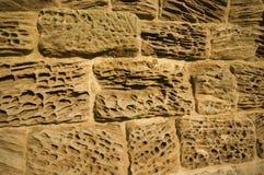 Pedra resistida Foto de Stock Royalty Free