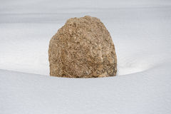 Pedra só Imagem de Stock Royalty Free