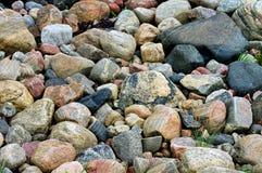 Pedra selvagem Fundo Foto de Stock Royalty Free