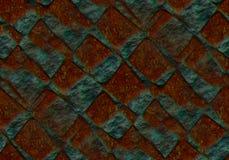Pedra sem emenda da cor do fundo da textura Fotos de Stock