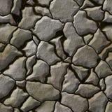 A pedra sem emenda gerada contrata a textura Ilustração Stock