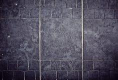 A pedra telha a textura Fotos de Stock